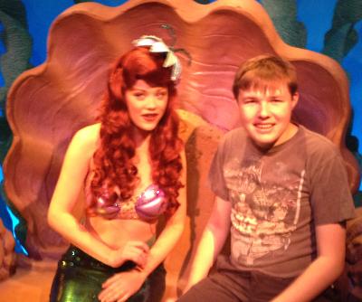 Ben and Ariel